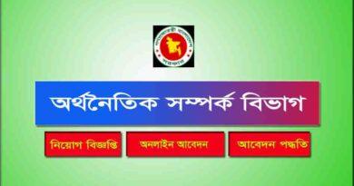 Economic Relations Division