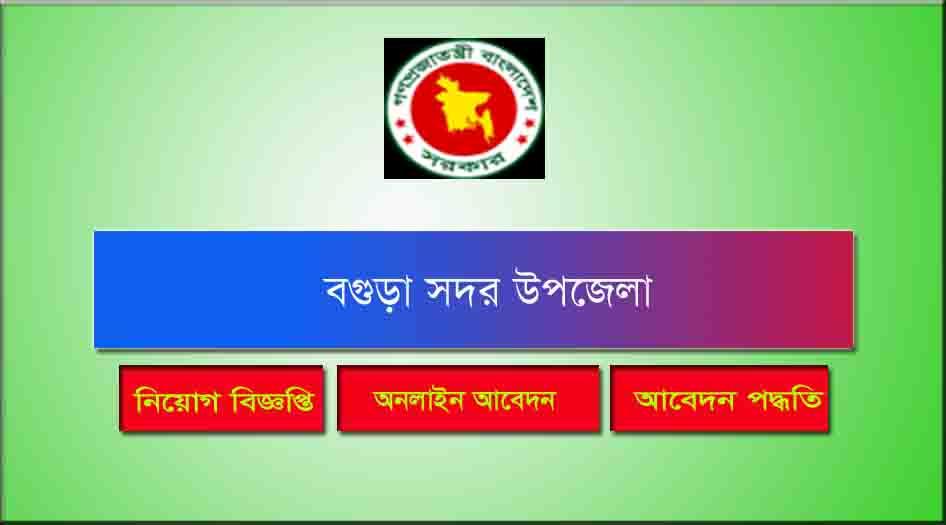 Bogra job circular 2021