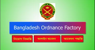 Bangladesh Ordnance Factory