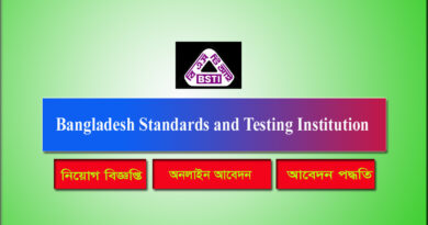 Bangladesh Standards and Testing Institution
