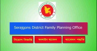 Serajgons District Family Planning Office
