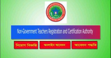 Non-Government Teachers Registration and Certification Authority